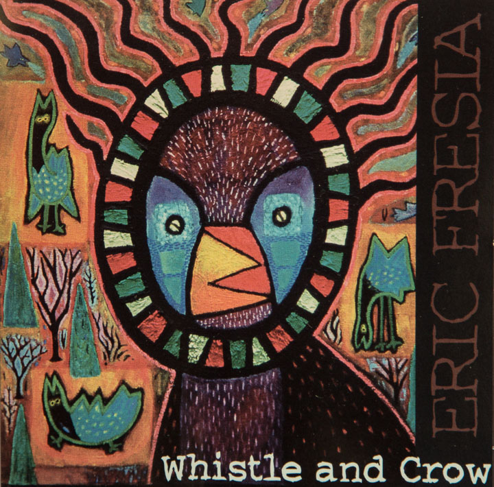 whistle and crow